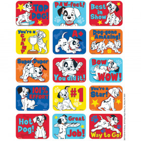 101 Dalmatians Motivational Success Stickers