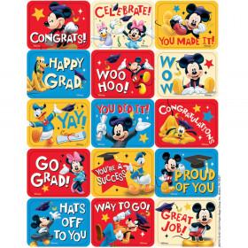 Mickey Graduation Success Stickers