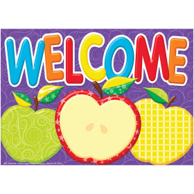 Color My World Welcome Teacher Cards