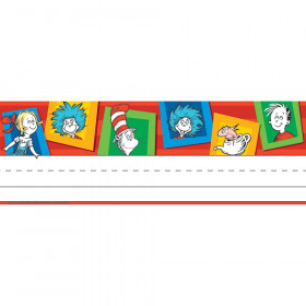Dr. Seuss Standard Tented Name Plates
