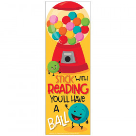 Bubble Gum Bookmarks Scented