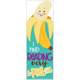 Banana Bookmarks - Scented