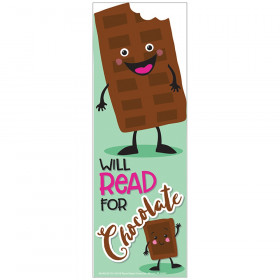 Chocolate Bookmarks - Scented