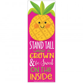 Pineapple Bookmarks Scented