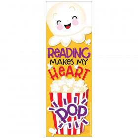 Popcorn Bookmarks Scented