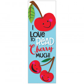 Cherry Bookmarks Scented