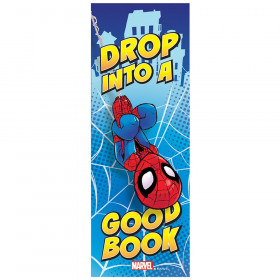 Bookmrk Spiderman Swing Into A Good Book