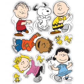 Peanuts Classic Characters Window Clings