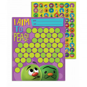 Veggietales Mini Reward Charts
