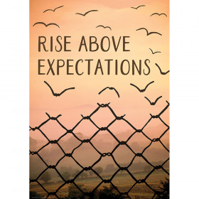 Rise Above Expectations 13X19 Posters