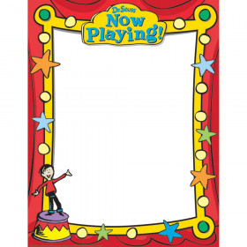 Dr Seuss If I Ran The Circus Blank 17 X 22 Poster