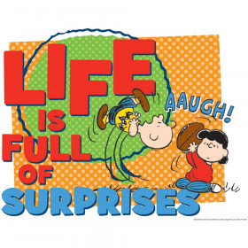 Peanuts Full Of Surprises 17 X 22 Posters