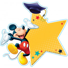 Mickey Graduation Paper Cut Outs