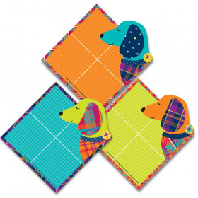Plaid Attitude - Dogs Paper Cut-Outs