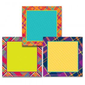 Plaid Attitude - Squares Paper Cut-Outs