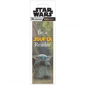 Star Wars The Mandalorian Bookmark, Pack of 36