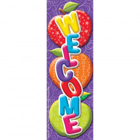 Color My World Welcome Bookmarks