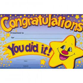 Congratulations Recognition Awards