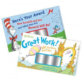 Dr Seuss Scratch Off Rewards