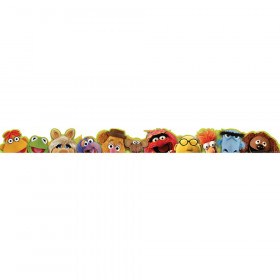 Muppets Deco Trim Extra Wide Die Cut
