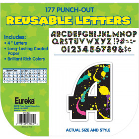 Rock The Classroom Deco Letters