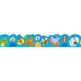Dr. Seuss Bubbles Deco Trim