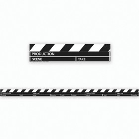 Hollywood Clapboard Deco Trim