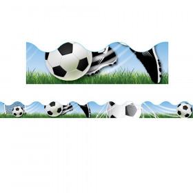 Soccer Deco Trim