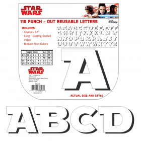 Star Wars - Super Troopers Deco Letters