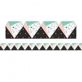 Simply Sassy - Diamonds Deco Trim - Extra Wide Die Cut