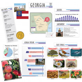 State Bulletin Board Set Georgia