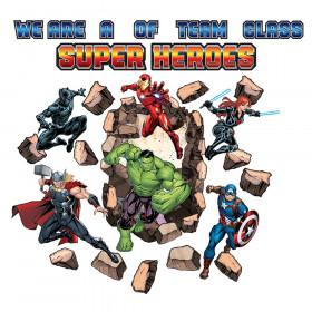 Marvel Bulletin Board Sets