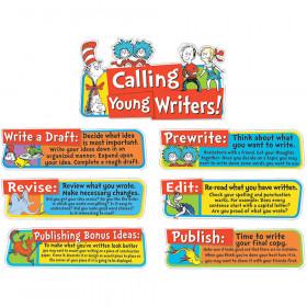 Dr Seuss Writing Tips Mini Bulletin Board Set
