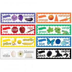 Colors Mini Bulletin Board Sets