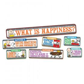 Peanuts Happiness Is... Mini Bulletin Board Set