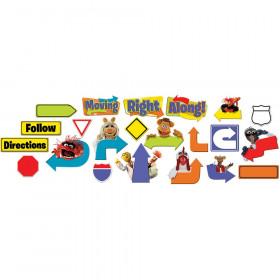 Muppets - Moving Along Together Bulletin Board Set