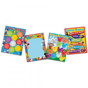 Mickey Mouse Clubhouse Chart Set