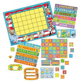 Dr. Seuss Calendar Bulletin Board Set
