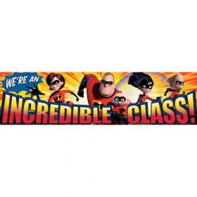 Incredibles Incredible Class Classroom Banner