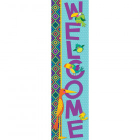 You Can Toucan - Welcome Banners - Vertical