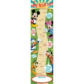 Mickey Goal Setting Vertical Banner
