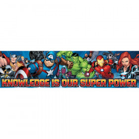 Marvel Banners Horizontal