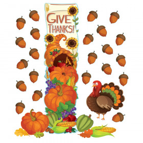 Thanksgiving All-In-One Door Décor Kits