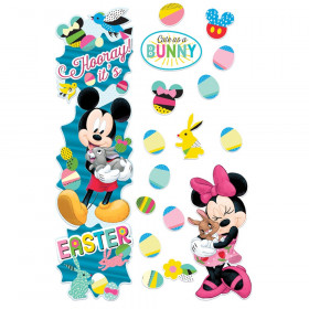 Mickey Mouse Easter All-In-One Door Decor Kit