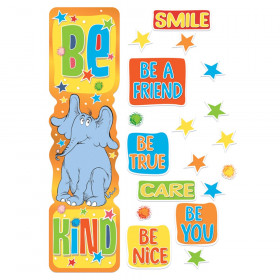 Horton Hears a Who Kindness All-In-One Door Decor Kit