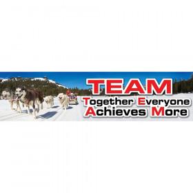 Team Horizontal Banner