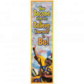 You Become What You Believe Banner
