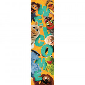 Muppets - Welcome Vertical Banner