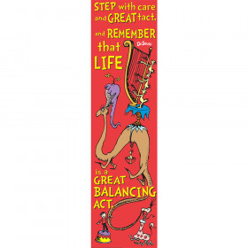 Dr Seuss - If I Ran The Circus Vertical Banner