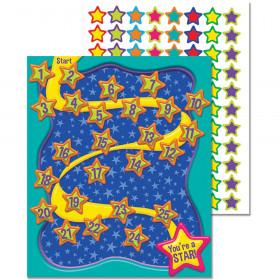 Color My World Basic Mini Reward Chart Plus